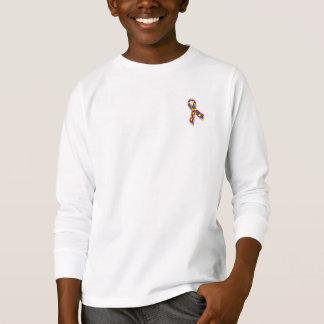 Autismus-Unterstützung, Autismus-Zitat, T-Shirt