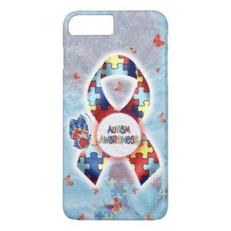 Autismusbewusstseinsfall iPhone 8 Plus/7 Plus Hülle
