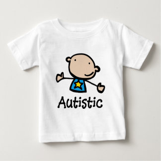 Autistisches Kind Baby T-shirt