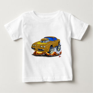 Auto 1979-81 Transportes morgens Brown Baby T-shirt