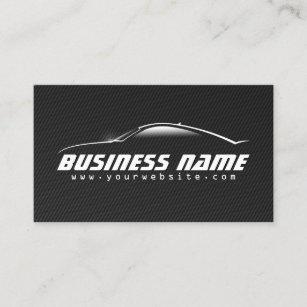 Auto Visitenkarten Zazzle De