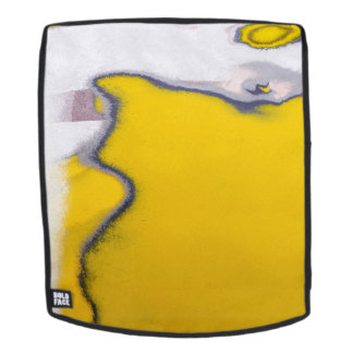 Auto-Farben-Schalen-Kunst Rucksack