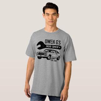 Auto-Geschäfts-Shirt T-Shirt