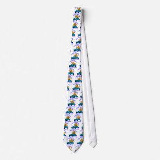 Auto-Gesprächs-Krawatte Individuelle Krawatten
