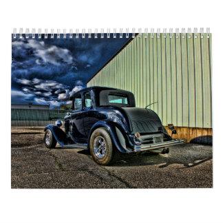 Auto-Kalender 2017 Abreißkalender