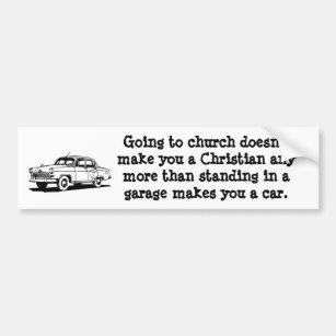 Auto Kirchen Autoaufkleber Autoaufkleber