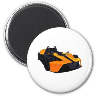 Auto Runder Magnet 5,7 Cm