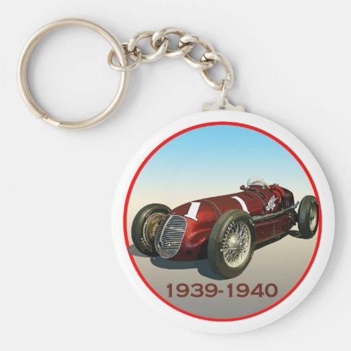 Auto Shaws Maserati 8CTF Indy Schlüsselbänder