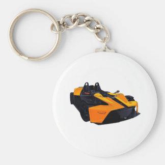 Auto Standard Runder Schlüsselanhänger