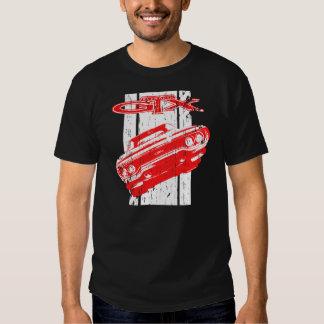Auto-T-Shirt Plymouths GTX Hemden