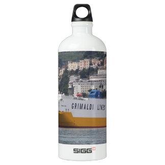 Auto-Transportergroßer Europa Wasserflasche