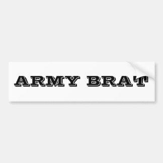 Autoaufkleber-Armee-Gör Autoaufkleber