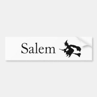 Autoaufkleber Salems Massachusetts