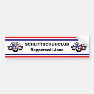 Autoaufkleber SC Rapperswil-Jona