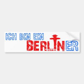 Autoaufkleber von Berlin
