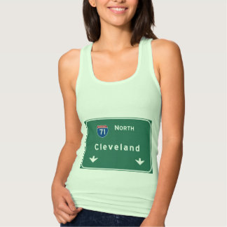 Autobahn-Autobahn Clevelands Ohio oh: Tank Top
