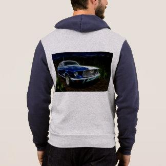 Autobeleuchtung Hoodie