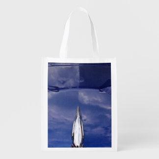 Autohauben-Reflexionstasche Wiederverwendbare Einkaufstasche