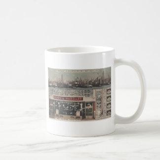 Automat-Horn u. Hardart Zeit-Quadrat New York, Kaffeetasse