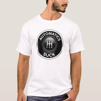 Automatics sind zum Kotzen T-Shirt