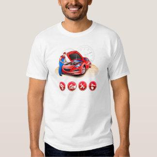 Automechaniker Hemd