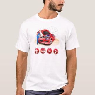 Automechaniker T-Shirt