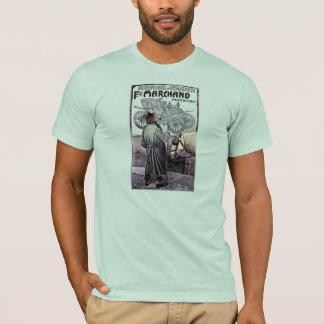 Automobil Velocipedi, das Mailand Italien T-Shirt
