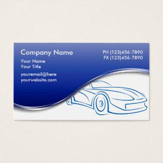 AutomobilVisitenkarten Visitenkarten