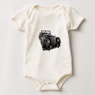 Autooldtimer-Klassiker-Auto Baby Strampler