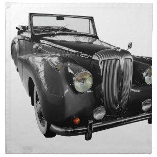 Autooldtimer-Klassiker-Auto Serviette
