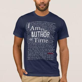 Autor der Zeit T-Shirt