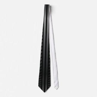 Autoreifen-Schritt Bedruckte Krawatte