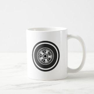 Autoreifen tyre tire kaffeetasse