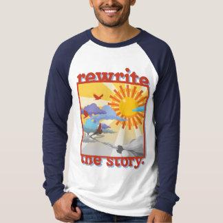 """""""Autorn-"""" Baseball-T-Stück T-Shirt"""