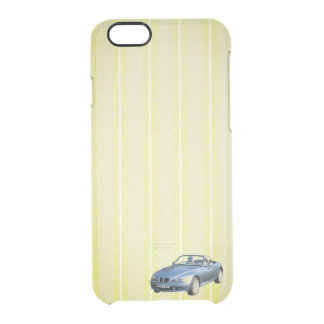 Autos 2 iPhone Fall 6/6S Durchsichtige iPhone 6/6S Hülle