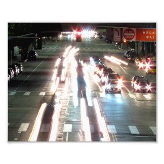 Autos und Bewegung Fotografie