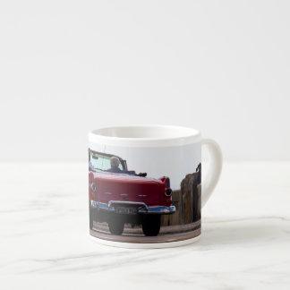 Autos von Kuba Espressotasse