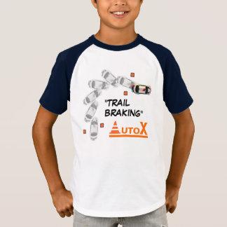 AUTOX-Weiß T-Shirt