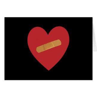 Autsch Valentinsgruß Karte