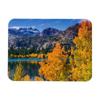Autumn gegen Juni See, Kalifornien Magnet