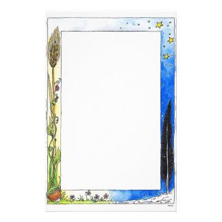 AUTUMN/WINTER Briefpapier durch Nicole Janes