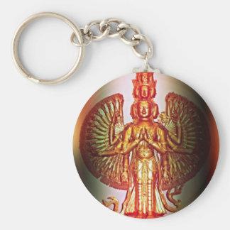 Avalokiteśvara Schlüsselanhänger