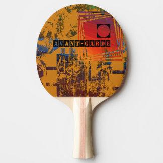 Avantgarde-Klingeln Pong Paddel Tischtennis Schläger