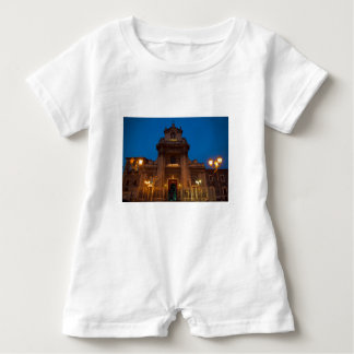 Ave Maria Church in Catania Baby Strampler