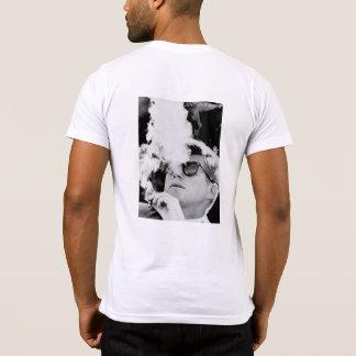 avec mes amis JFK Taschen-T-Stück T-Shirt