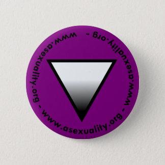 AVEN Dreieck Runder Button 5,1 Cm