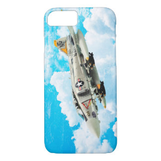 "Aviation Art Device Cass  ""F- 4 Phantom II"" iPhone 8/7 Hülle"