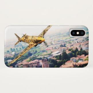 "Aviation Art Device Cass  ""Macchi C.202 Folgore "" iPhone X Hülle"