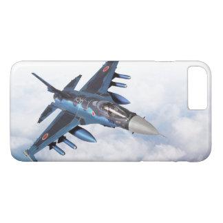 "Aviation Art Device Cass  ""Mitsubishi F-2"" iPhone 8 Plus/7 Plus Hülle"