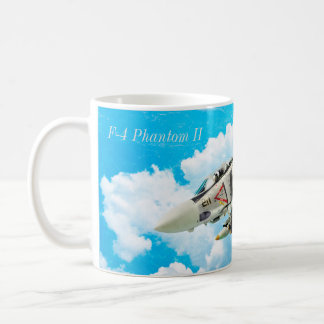 "Aviation Art Mug ""F-4 Phantom II"" Tasse"